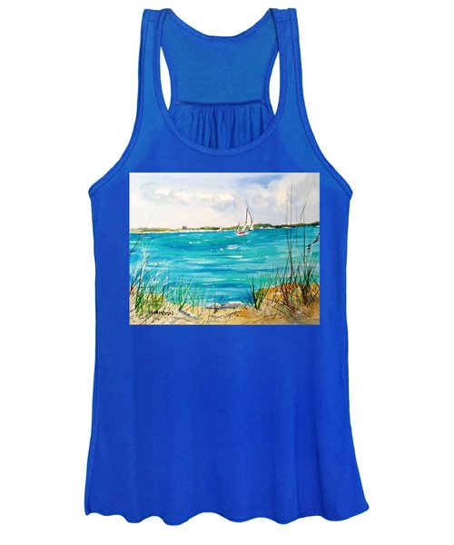 Ponce Inlet Women's Tank Top