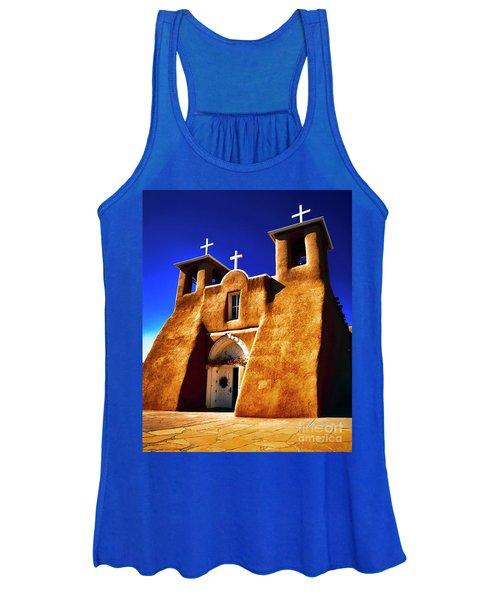 Ranchos Church  Xxxii Women's Tank Top