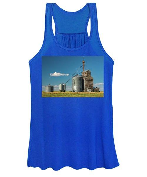 Rapelje Skyline Women's Tank Top
