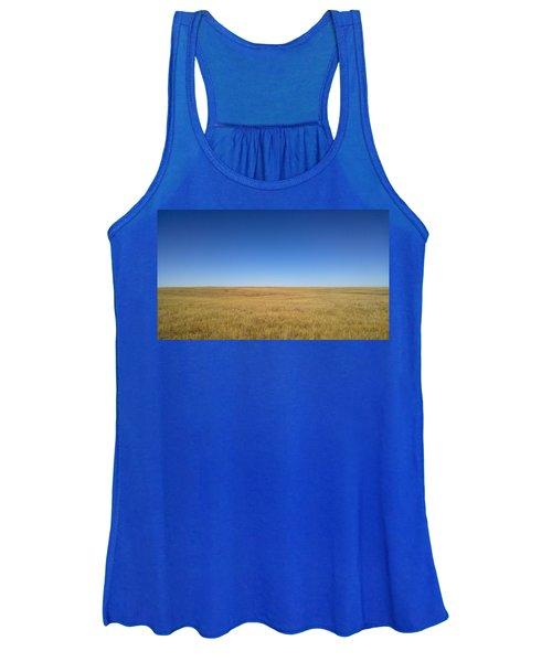 Sea Of Grass Women's Tank Top