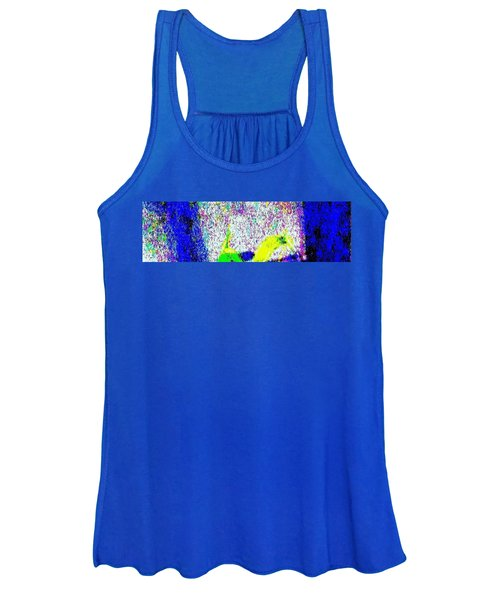 Shattered  -  Light  -  An Experiment Women's Tank Top