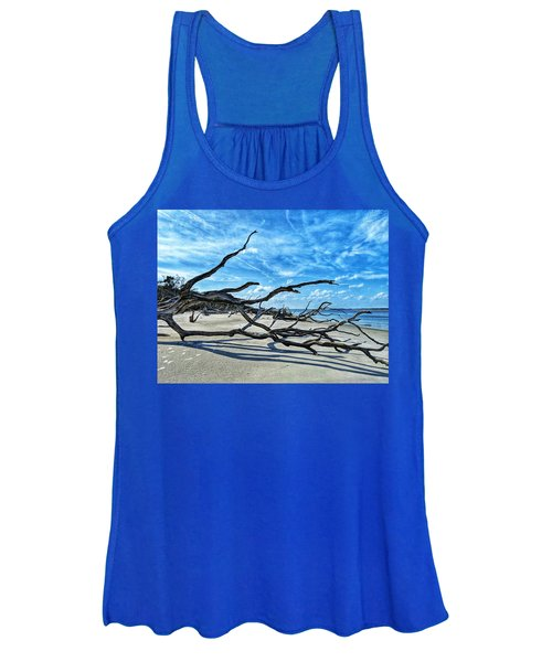Stretch By The Sea Women's Tank Top
