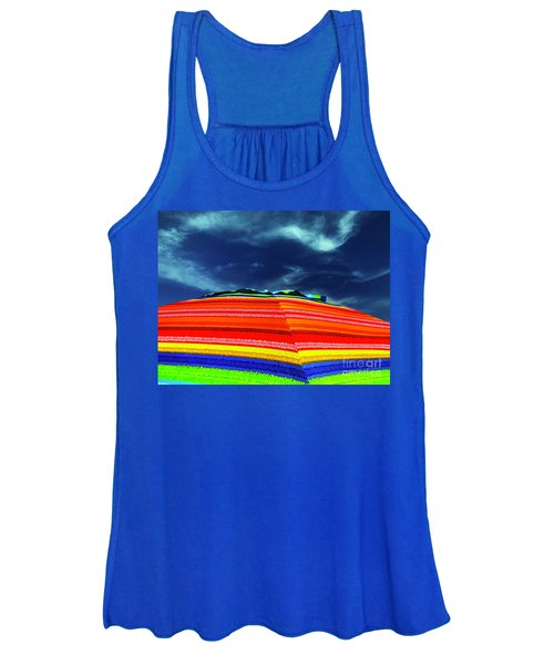 Women's Tank Top featuring the photograph Sunny Side Up by Rick Locke