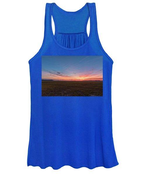 Sunset Pastures Women's Tank Top