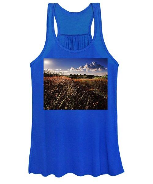 The Last Grassy Field, Trinidad Women's Tank Top