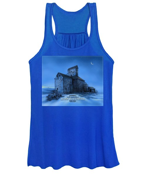 The Ross Elevator Version 3 Women's Tank Top