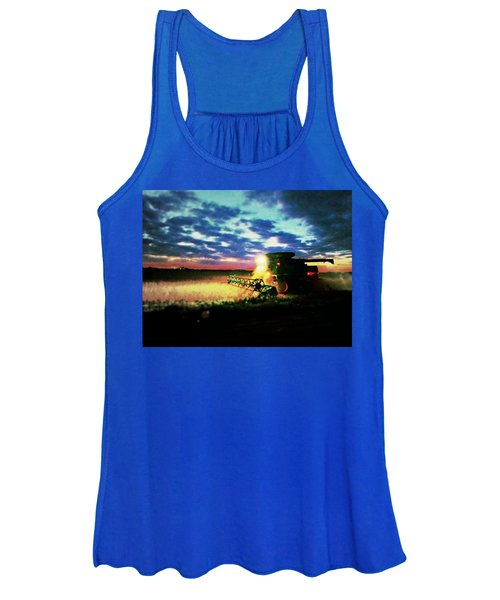 There Goes The Beans Women's Tank Top