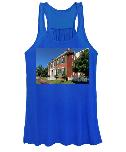 Woodrow Wilson Boyhood Home - Augusta Ga 2 Women's Tank Top