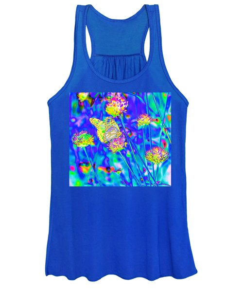 Yellow Fly Women's Tank Top