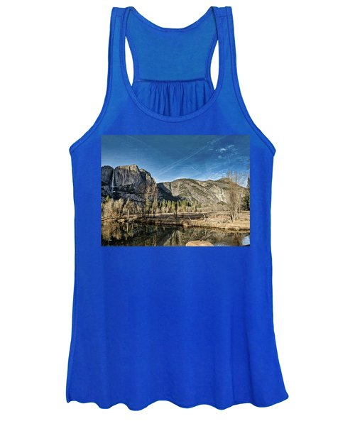 Yosemite Reflection Women's Tank Top