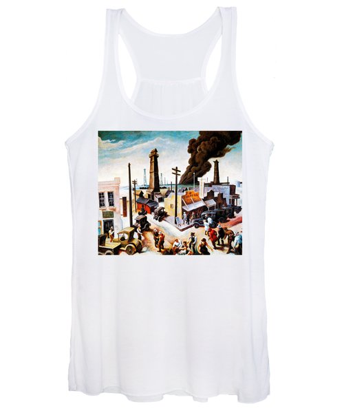 Boomtown Women's Tank Top