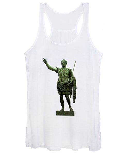 Emperor Caesar Augustus Women's Tank Top
