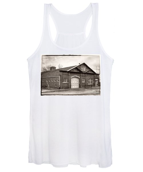 Pony Express Stables Women's Tank Top