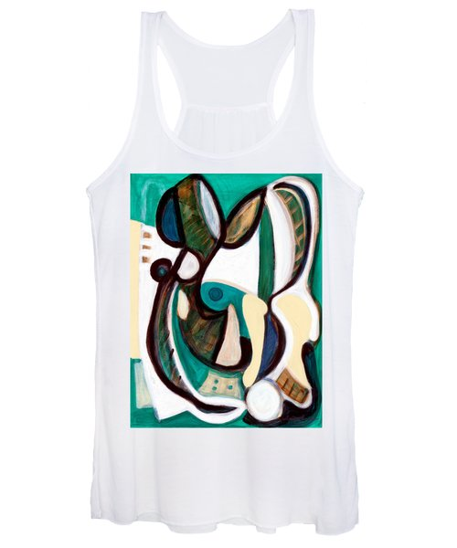 Portrait Of My Innocence Women's Tank Top