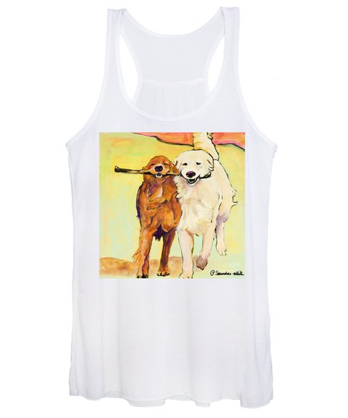 Stick With Me Women's Tank Top