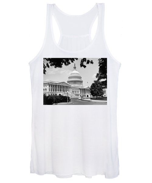 The Capitol Building Women's Tank Top