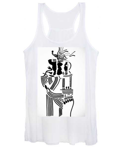 The Holy Family Women's Tank Top
