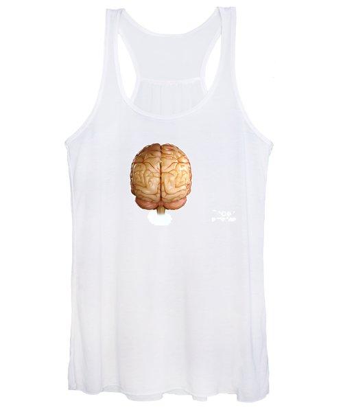 Human Brain Women's Tank Top