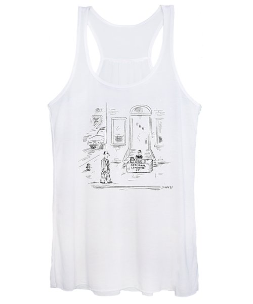 New Yorker May 30th, 2005 Women's Tank Top