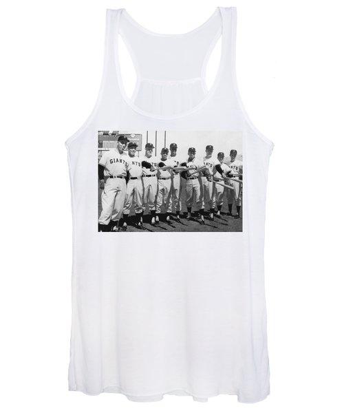 1961 San Francisco Giants Women's Tank Top