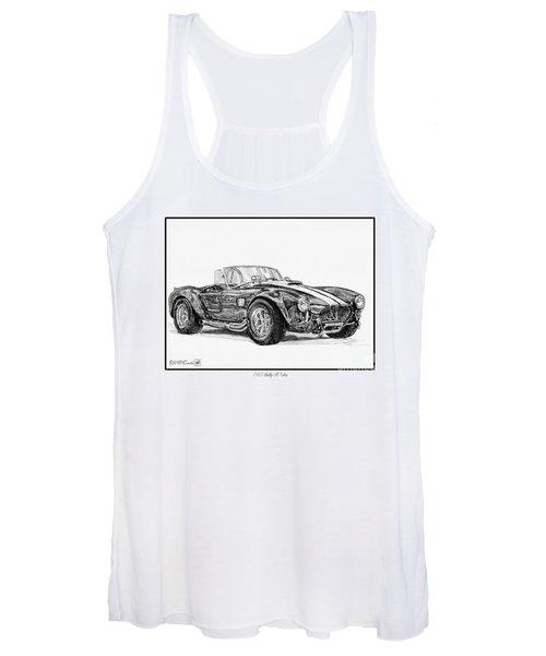 1965 Muscle Car Women's Tank Top