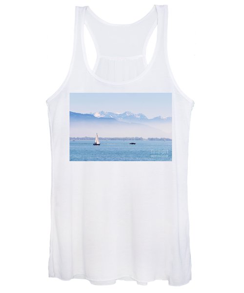 Lake Of Constance Women's Tank Top
