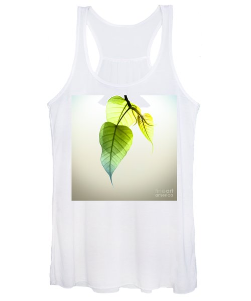 Pho Or Bodhi Women's Tank Top