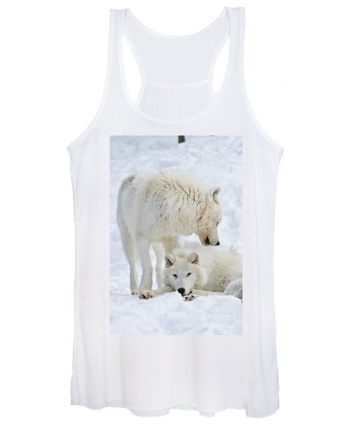 Arctic Wolves Women's Tank Top