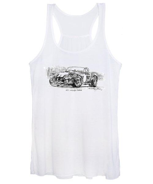 427 Shelby Cobra Women's Tank Top