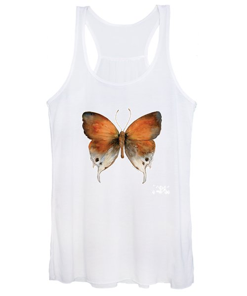 47 Mantoides Gama Butterfly Women's Tank Top