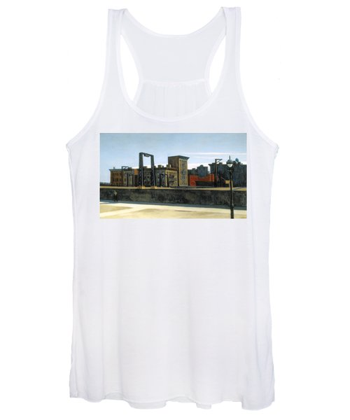 Manhattan Bridge Loop Women's Tank Top