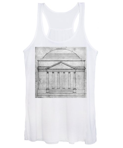 University Of Virginia Women's Tank Top