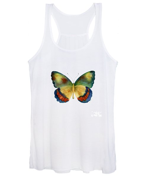 67 Bagoe Butterfly Women's Tank Top
