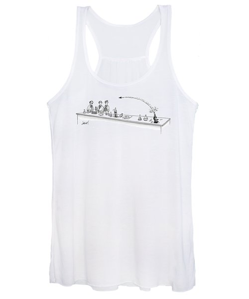 New Yorker March 2nd, 2009 Women's Tank Top