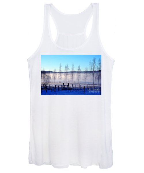 A Day Off Women's Tank Top