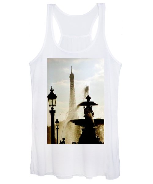 A Different View Women's Tank Top