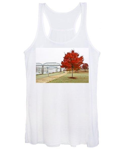 A Soft Autumn Day Women's Tank Top