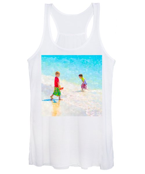 A Summer To Remember V Women's Tank Top