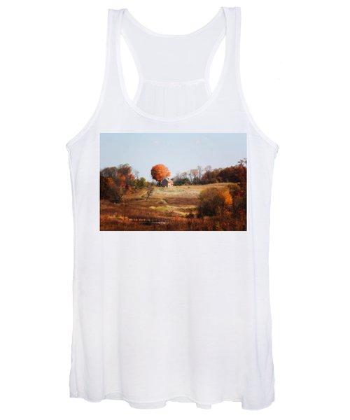 A Walk In The Meadow Women's Tank Top