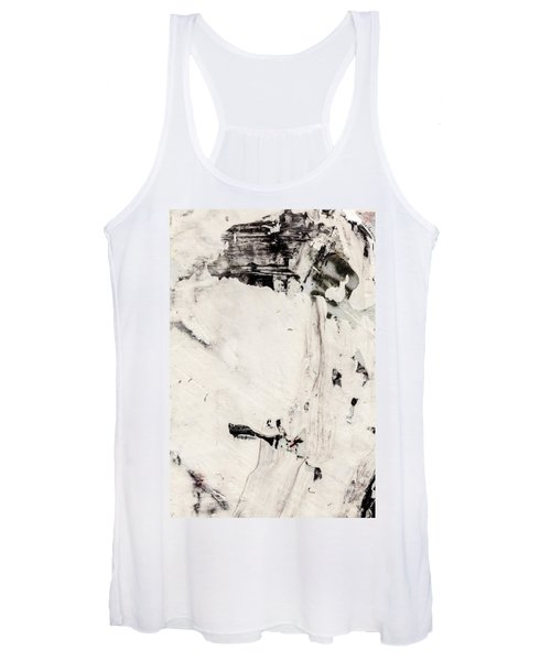 Abstract Original Painting Number Four Women's Tank Top