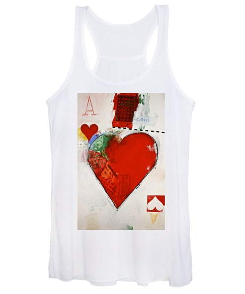 Ace Of Hearts 8-52 Women's Tank Top