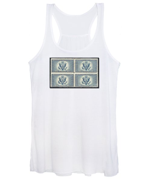 Air Mail Special Delivery Women's Tank Top