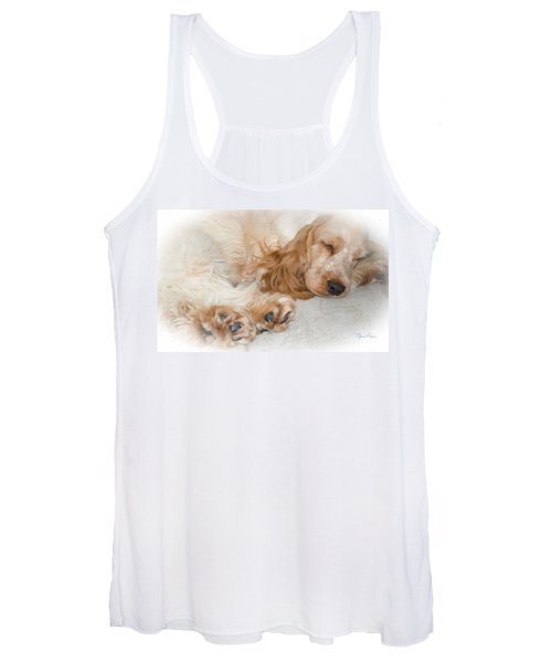 All Feet And Ears Women's Tank Top