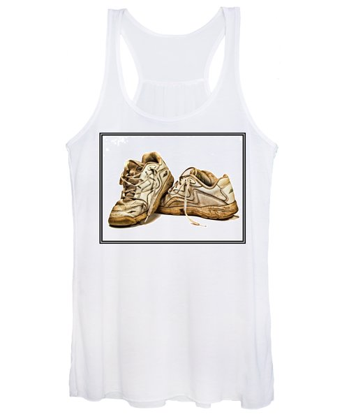 All Worn Out Women's Tank Top