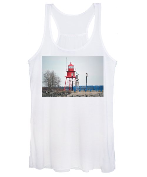 Alpena Lighthouse Women's Tank Top