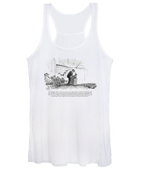 And Though In 1969 Women's Tank Top