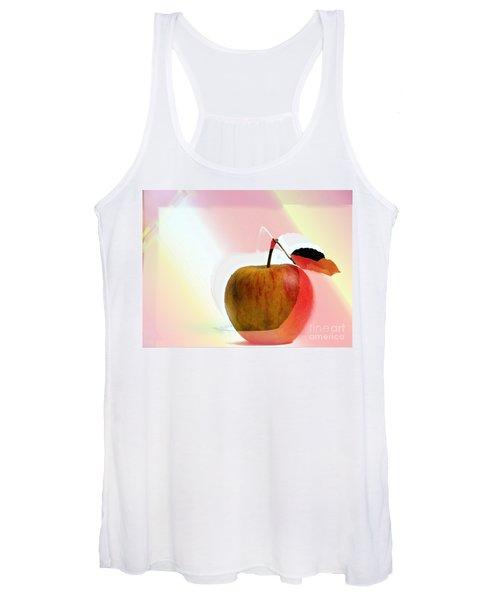Apple Peel Women's Tank Top