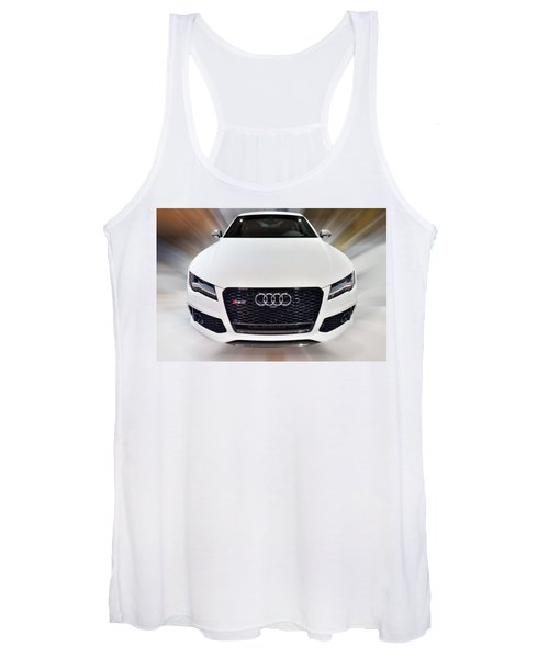 Audi  R S 7 Quattro 2014 Women's Tank Top
