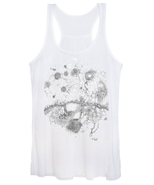 Bacteriophage Ballet Women's Tank Top