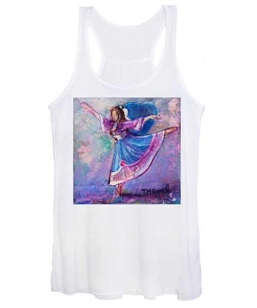 Ballerina Women's Tank Top